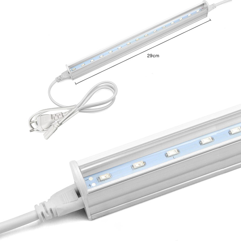 Levou Crescer Luzes azul 460nm crescimento 5730smd tubo Led Aquarium Light Bulb : Hydroponics Vegetables Flowering