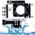 Nova Arrivel Underwater Waterproof habitação proteção kit com carregador de carro para SJCAM SJ5000 / SJ5000 Plus / SJ5000 fio