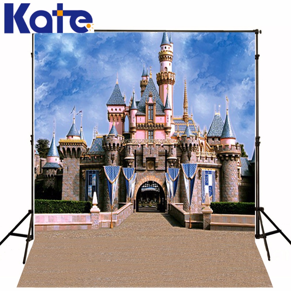5Feet*6.5Feet Background Majestic Castle Banner Photography Backdropsthick Cloth Photography Backdrop 3232 Lk 600cm 300cm background maple leaves everywhere photography backdropsthick cloth photography backdrop 3223 lk