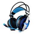 G7000 7.1 USB Surround Sound Gaming Headphones Stereo Headset Enhanced Bass LED Light for Computer PC Adjustable Vibration Mode