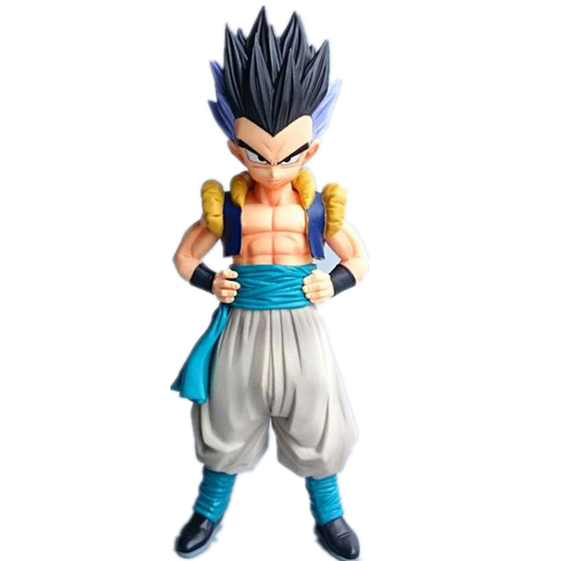Dragon Ball Z Toys : Cm dragon ball z figurines banpresto msp gotenks