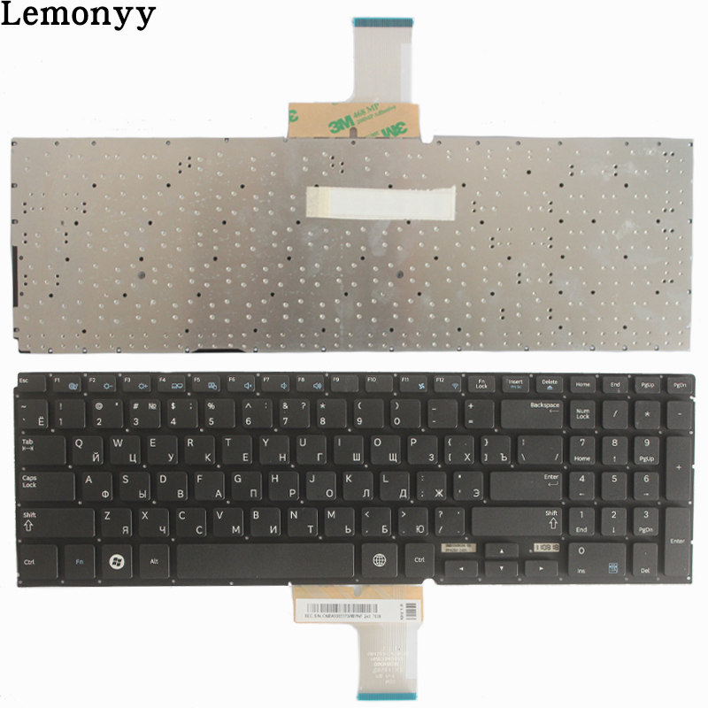 New RU Laptop keyboard for SAMSUNG NP700Z5A 700Z5A NP700Z5B 700Z5B NP700Z5C 700Z5C RU Russian layout Without backlight new laptop keyboard for samsung np900x3a 900x3a ru russian layout