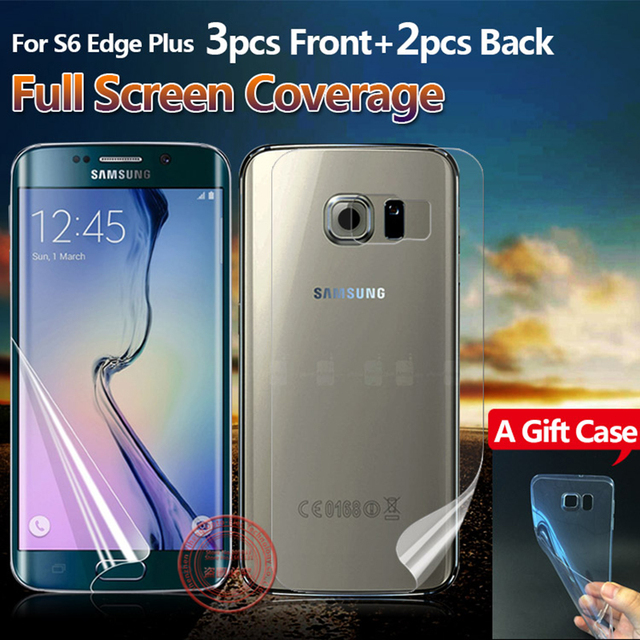 samsung galaxy s6 edge case and screen protector