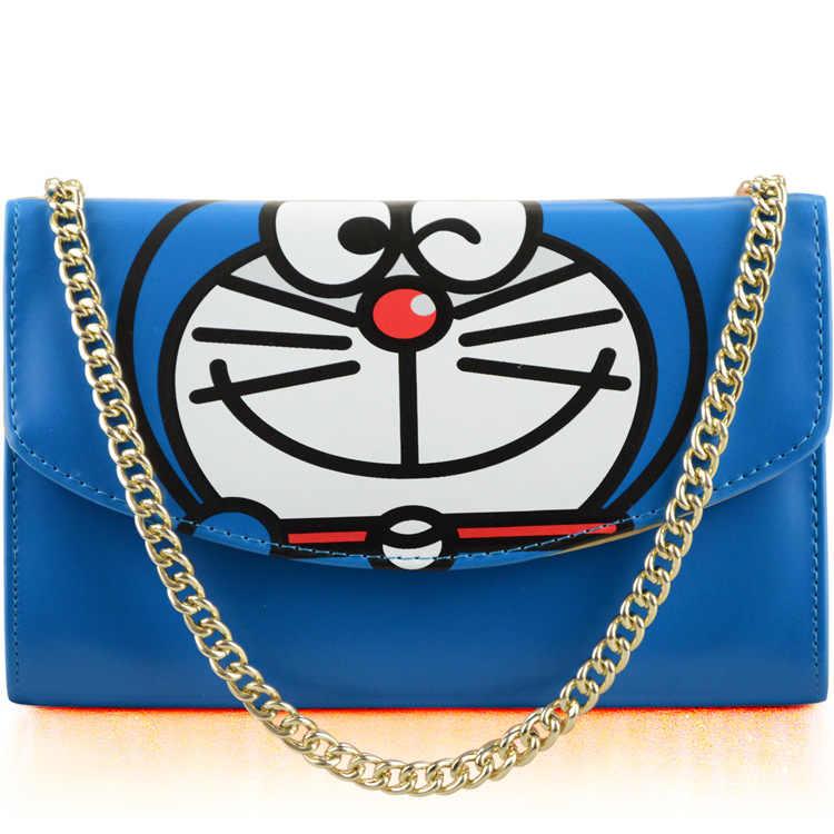 68a0cb08c ... Hello Kitty Women Crossbody Bag Small Messenger Mini Saddle Femal  Shoulder Bags Designer Brand Handbags Evening