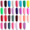 Colors91-120 Nail Polish Bling Shiny Surface UV Gel Nail Polish Nails Art Salon LED Soak Off Long Lasting Gel Nail Art UV Polish