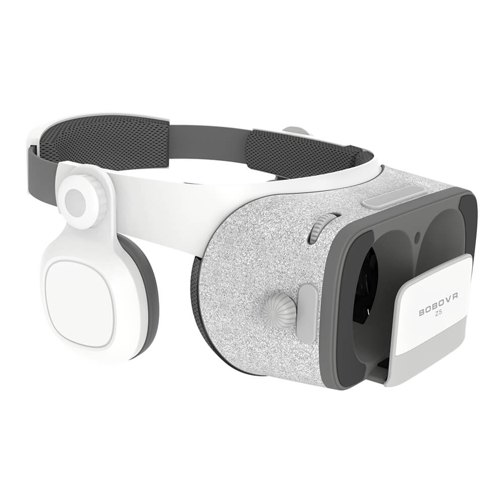 Moveksi Z5 3D VR GLASS VR Park Controller Head Mount Lunettes de - Audio et vidéo portable - Photo 5