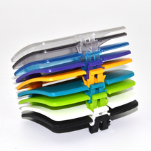 10PCS a lot 6 Colors High quality Battery Cover Pack Back Lid Door Shell Replacement For Game boy Color for GBC