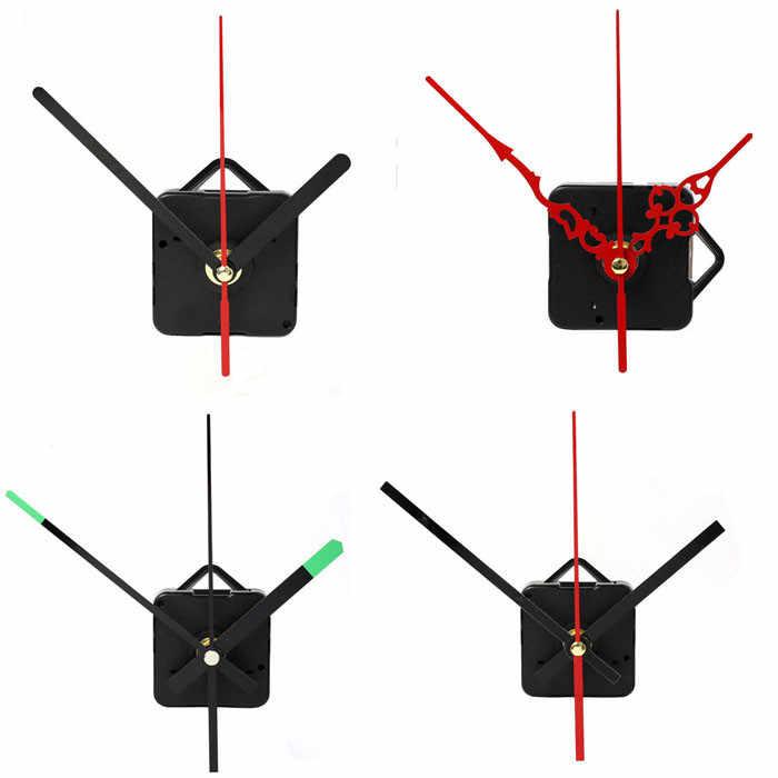 1 Set Stille Große Wanduhr Quarzuhr Bewegung Mechanismus DIY Reparatur Teile Uhr Wanduhr Bewegung Mit Hände # L