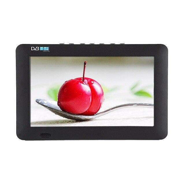 LEADSTAR Television Portable 9 Inch DVB-T-T2 Mini Digital TV Analog Television 800x480 Resolution TV
