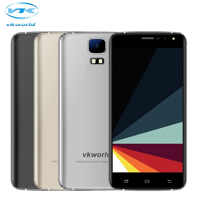Original VKworld S3 5 5 inch Screen Mobile Phone RAM 1GB ROM 8GB MTK6580A Quad Core