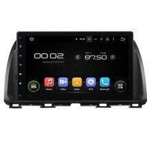4 Core 1.6 GHz del Androide 5.1 Del Coche Dvd GPS para Mazda Atenza Mazda CX-5 CX5 2014 2015 SIN canbus