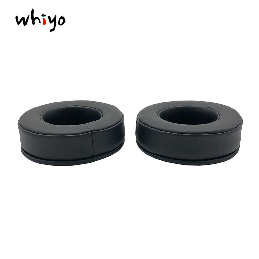 1 pair of Thicken Replacement Ear Pads Cushions for Superlux HD662 HD662B HD662F <font><b>HD660</b></font> Sleeve Headset Earphone Headphones image