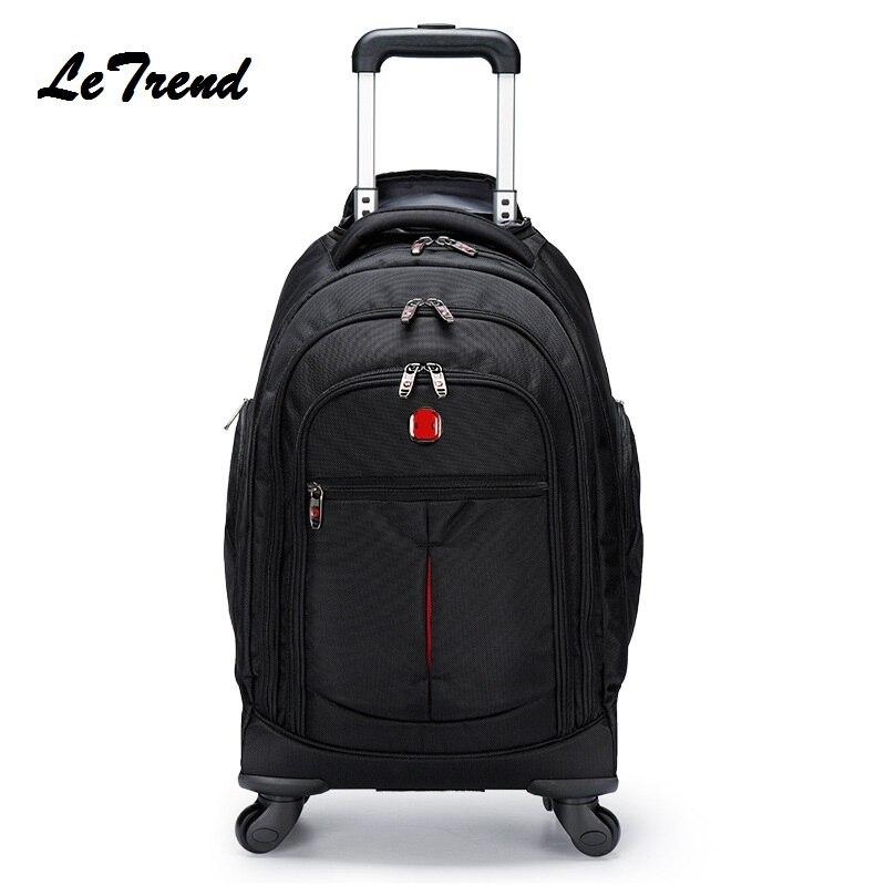 Рюкзак для мужчин, многофункциональный, металлический, вместительный