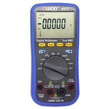 OWON B41T + 4 1/2 Dígitos Multímetro con Rms real Bluetooth grabacion de datos en línea