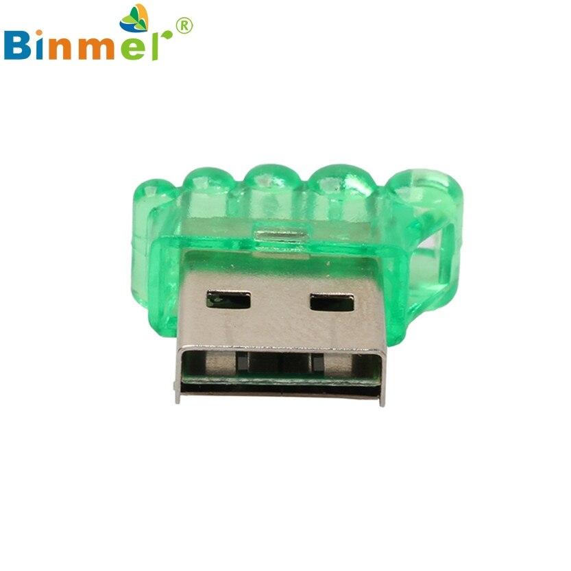 Del High Speed Mini USB 2.0 Micro SD TF T-Flash Memory Card Reader Adapter SZ0321#23