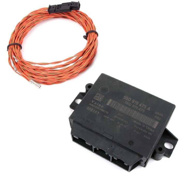 8 К OPS оптические парковочная Системы модуль с провода подходят для Passat B6 B7 56D 919 475