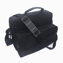 متعددة الوظائف السفر حقيبة حمل الحال بالنسبة ل Xbox One X/S حقيبة يد حقيبة كتف مع حزام لعبة قرص حامل