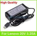 65 Вт 20 В 3.25A универсальный адаптер переменного тока для Lenovo IdeaPad B4400s B4450s B490s шлейф 10 14 14AD 2 - 14 A10 зарядное устройство