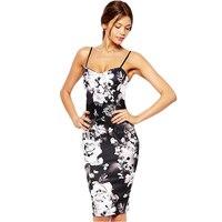 RE80241 New Arrival Women Midi Dress Ohyeah Brand Deign Celadon Porcelain Packages Hip Top Style Floral
