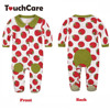 Moms Care Vegetable Fruit Print Baby Rompers Cute Summer Spring Autumn Boys Girls Clothing Infant Baby