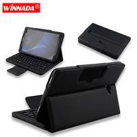 Case for Samsung Galaxy Tab A 10.1 2016 T580 T585 with Bluetooth Keyboard full body Tablet cover For Samsung A6 10.1 T580N T585C