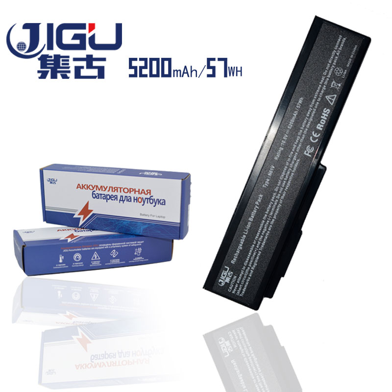 JIGU Laptop Battery A32-N61 A32-M50 A33-M50 For Asus N61J N61Ja N61jq N61jv N61 N61D M50