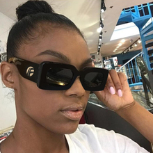 Winla Fashion Design Sunglasses Women Square Frame Sun Glasses Classic Shades Female Retro oculos de sol feminino UV400 WL1162
