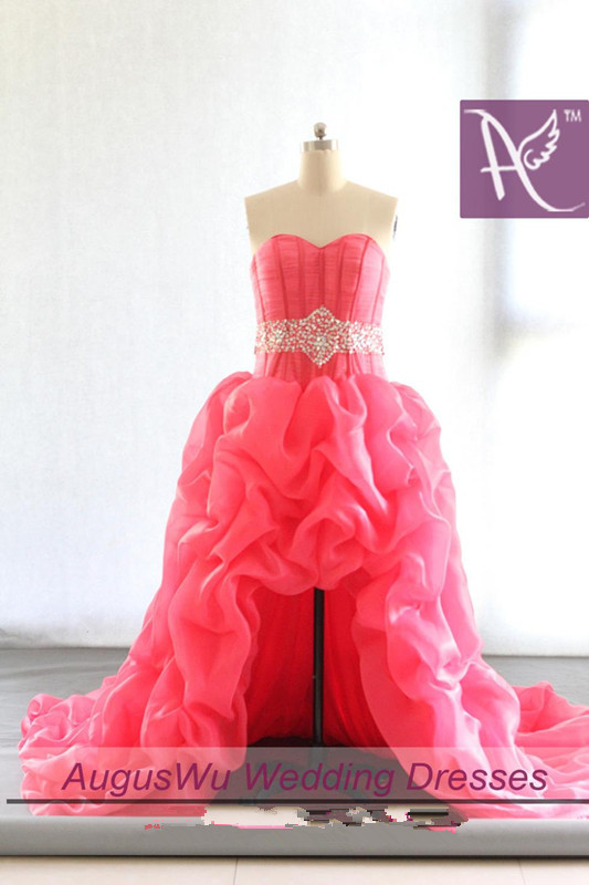 summer style vestidos de festa free shipping 2015 custom size/color Beaded really photos Evening gown crystal   Prom     dresses