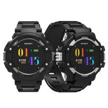 XGODY F7 Bluetooth Smart Watch Sport Men Smartwatch Waterproof Wearable Devices Support Temperature Height measurement with GPS