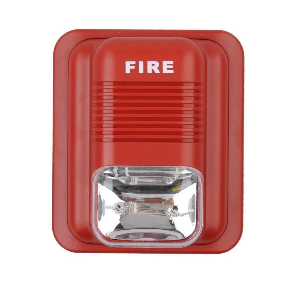 Fire Alarm Siren Red Sound and White Flash Light for Fire Safety Systems prasanta kumar hota and anil kumar singh synthetic photoresponsive systems