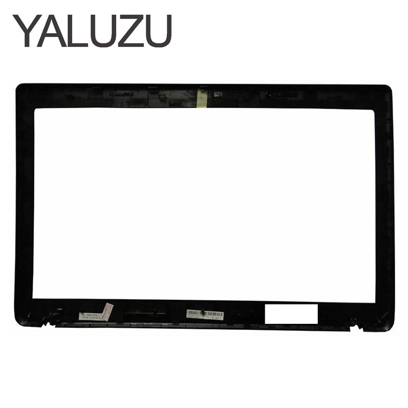 Laptop Top Cover For Asus K52 A52 X52 K52f K52J K52JK A52JR X52JV A52J Screen Frame  Front Bezel Case