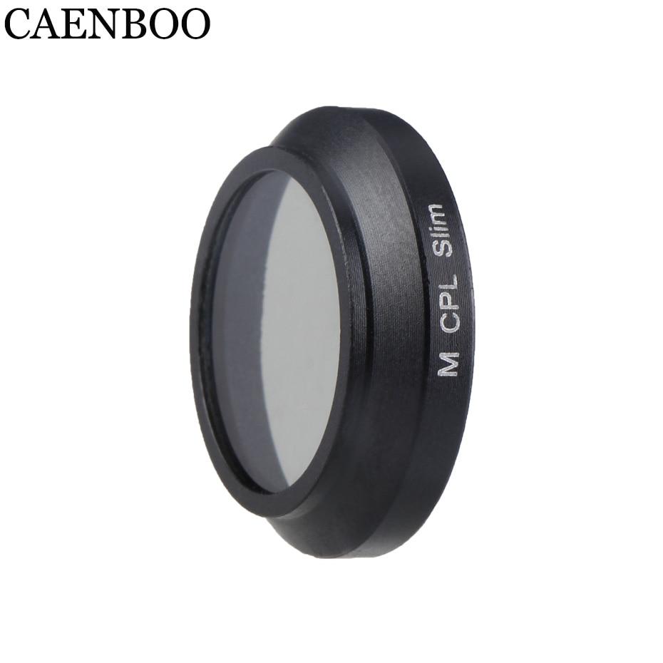 CAENBOO Mavic Pro Drone Camera Filter Set Circular Polarizing Filter CPL Protector Filter For DJI Mavic Pro Platinum Accessories