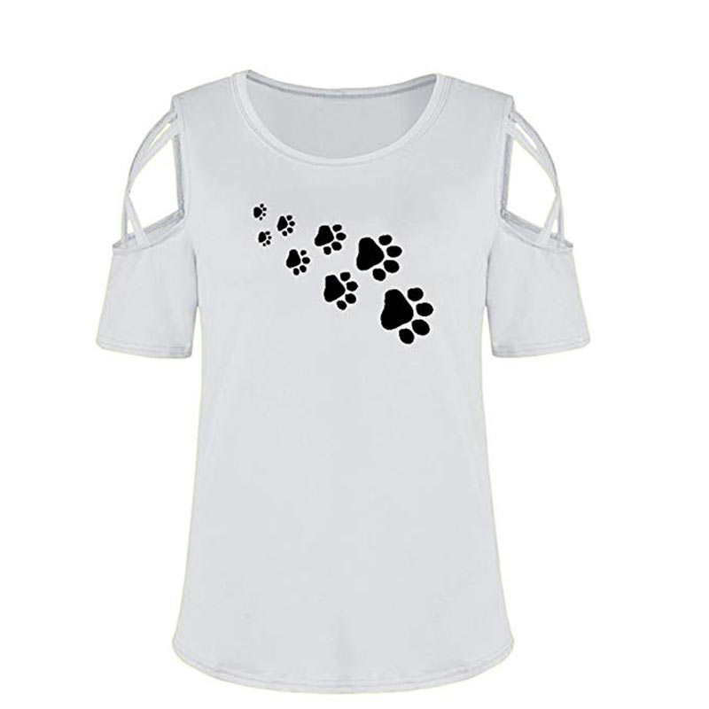 T-Shirt-Women-Clothes-2018-Casual-Off-Shoulder-Cat-Footprints-Print-Loose-Tops-Short-Sleeve-O-Neck-Tee-Shirt-Summer-Plus-Size-(5)