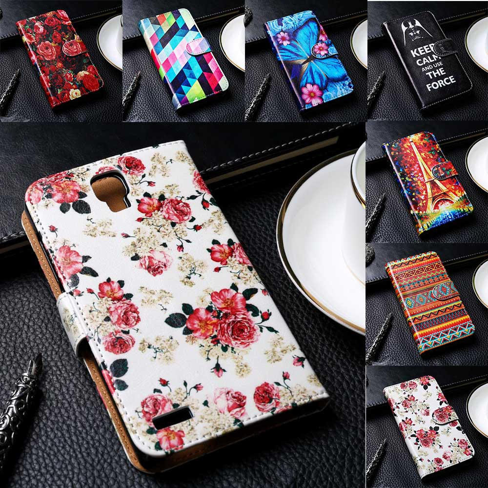 Luxury Flip PU Leather Mobile Phone Cases For LETV font b LeEco b font Le 2