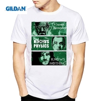 GILDAN Game Of Thrones Season 7 T Shirt Breaking Bad Tops Tees Big Bang Theory T
