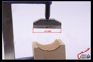 Image 3 - GuitarFamily  Fingerboard  Fret Pressing System / Fret Press Tool For Guitar and Bass ( without fret press insert )