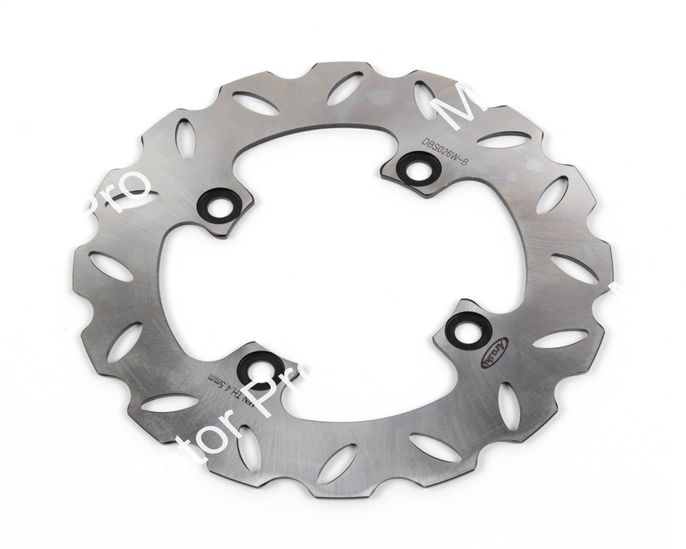For <font><b>Kawasaki</b></font> <font><b>Z750</b></font> 2004 2005 2006 Rear <font><b>Brake</b></font> <font><b>Disc</b></font> Rotor Disk Motorcycle Accessories Z750S 05-06 Z 750 S <font><b>Z750</b></font> 750S ER-6N ER-6F image