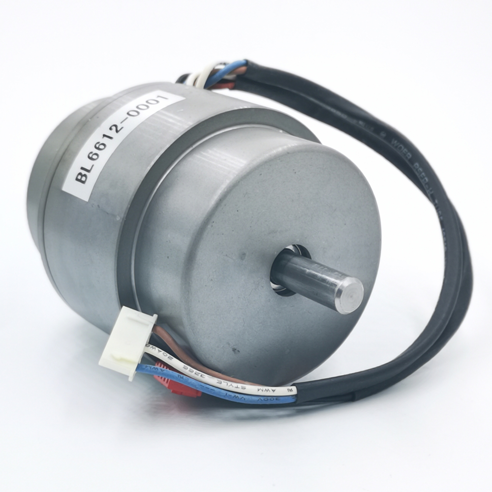 Double Ball Bearing Motor DC 12V DC 24V Three Phase Hall DC ...
