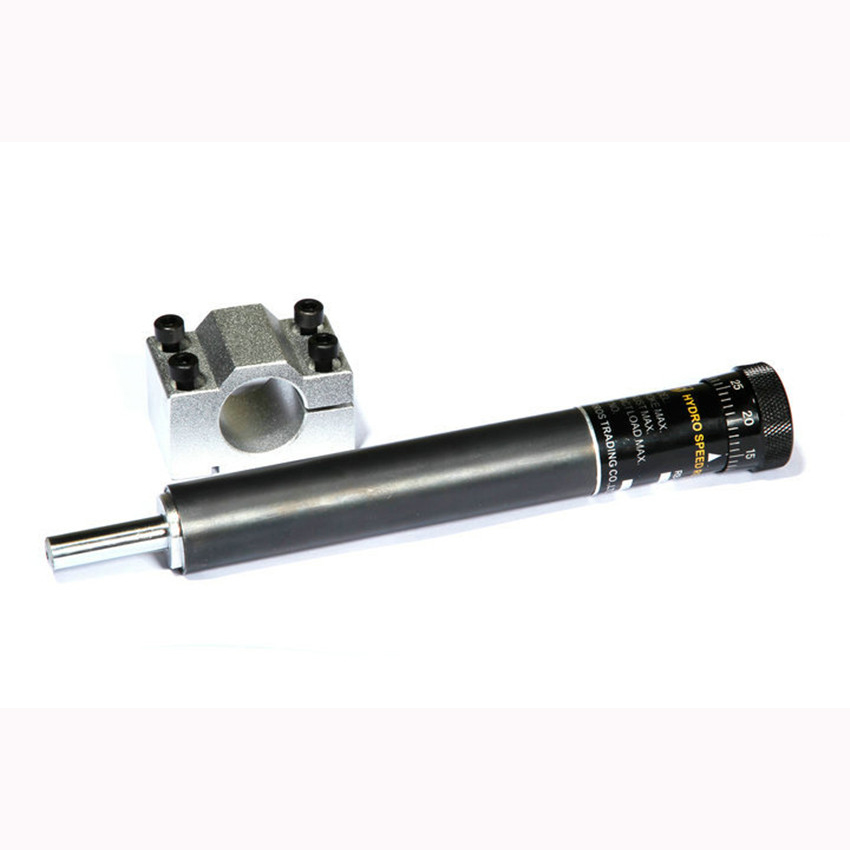 ФОТО RB-2430 Hydro Speed Regulators Spring Damper 30mm Length Stroke Hydraulic Dampers Spring Loaded Regulators Include support