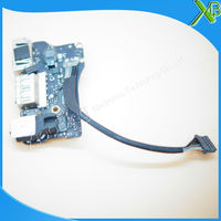 820 3455 A DC Power Jack USB I/O Board For MacBook Air 13.3 A1466 2013 2015years