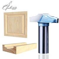 1PCS Woodworking Door Edge Router Bit 1 2 Shank Door Plank Lace Knife