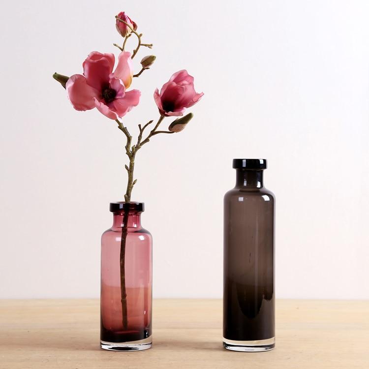 Online Kaufen Großhandel rot glas vase aus China rot glas vase ...