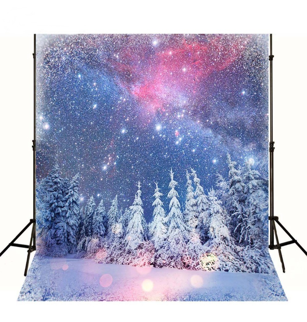1//35 Platform scene model shooting special background  cloth Snow mountain