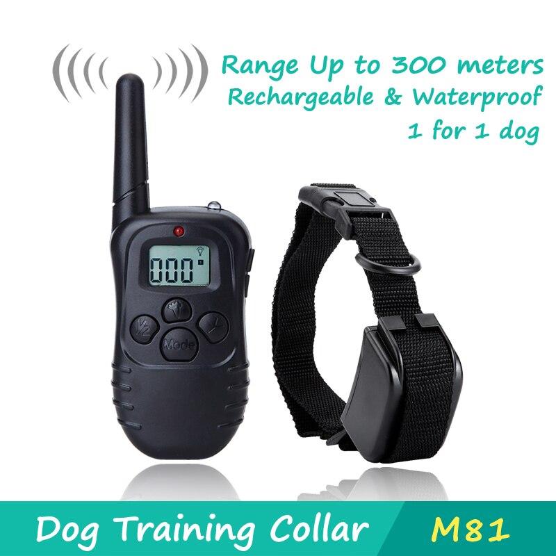 Vibration Collar Dog Training