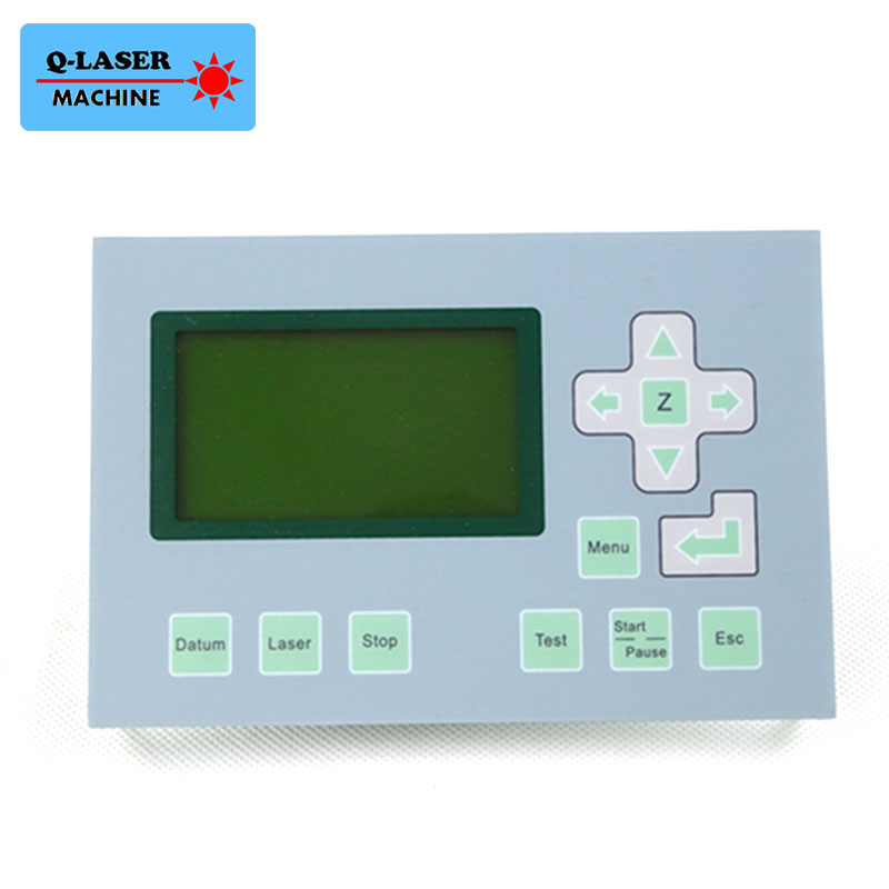 Co2 Laser Control Operation Panel PAD03 for DSP Laser Controller Leetro MPC6525 leetro co2 laser controller for laser machines mpc6525 laser controller mainboard panel dongle cable 2