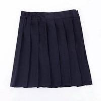 Hot New Japanese high school girl pleated skirts JK student pleated skirt Cosplay school uniform skirt S002