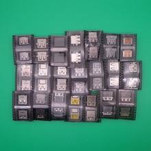 20モデル40ピース/ロットノートブックノートパソコンのusbジャックusbソケット3.0 usbプラグ2.0 usbコネクタ用エイサー/asus/hp/dell/東芝/ソニー