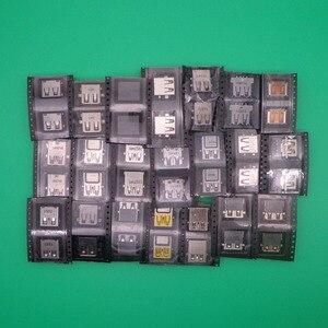 Image 1 - 20モデル40ピース/ロットノートブックノートパソコンのusbジャックusbソケット3.0 usbプラグ2.0 usbコネクタ用エイサー/asus/hp/dell/東芝/ソニー