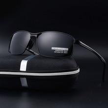 Aluminum Polarized Sunglasses Men Sports brand Sun Glasses Driving Mirror Eyewear oculos de sol masculino original polarizado