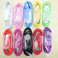 10 color 1m USB Sync Data Charging Charger Cable Cord for iPhone 3GS 4 4S 4G for iPad 2 3 nano touch Adapter
